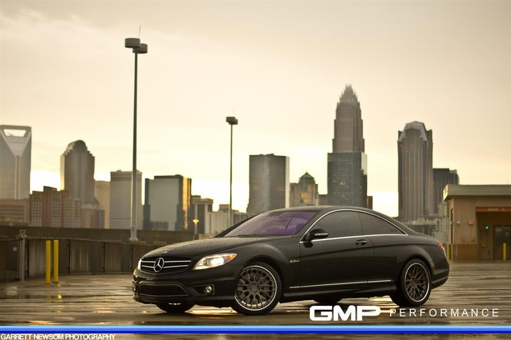 2008 Mercedes CL63 AMG by GMP Performance in Charlotte NC . Click to view more photos and mod info.