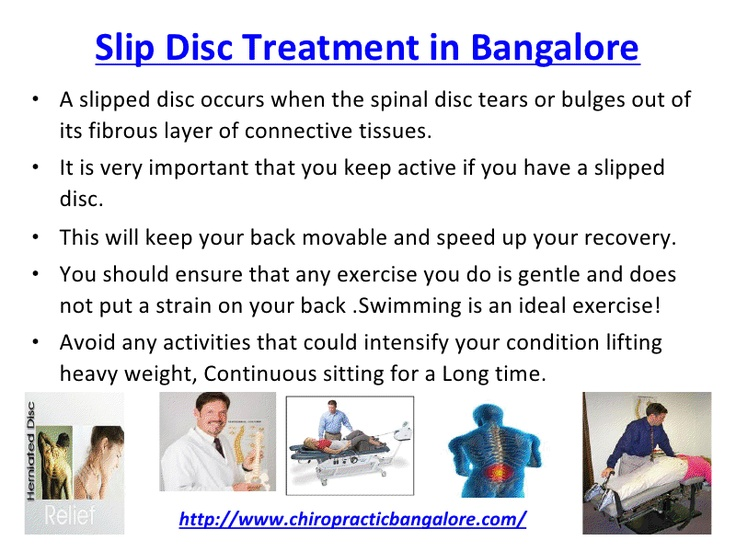 Slip Disc Treatment in Bangalore, Sciatica Treatment.pptx
