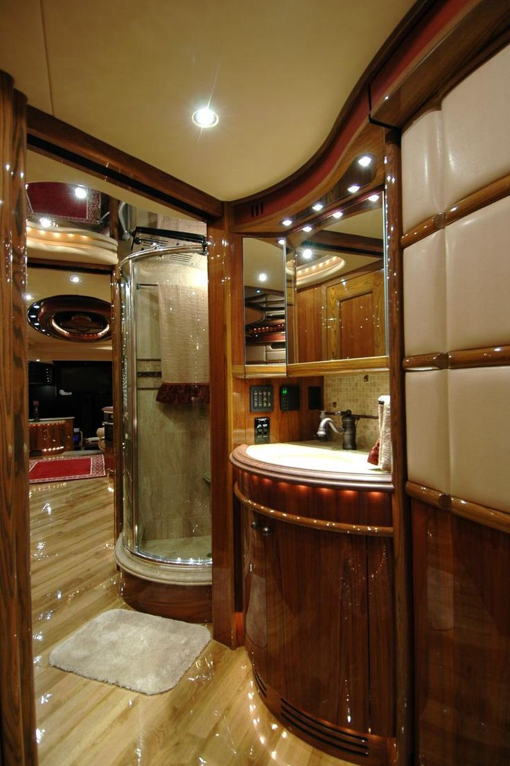 25 Best Ideas About Tour Bus Interior On Pinterest