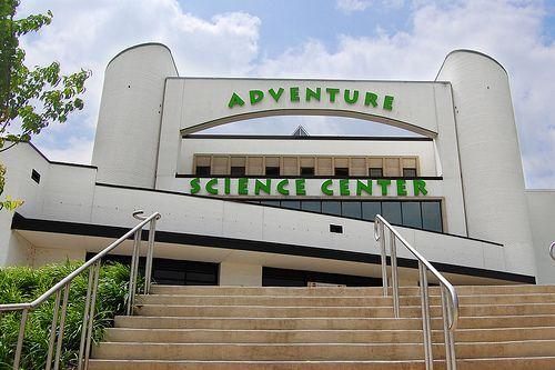 Adventure Science Center- Nashville