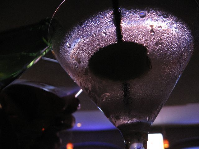 A dirty martini can be the liquid form of yoga sometimes...