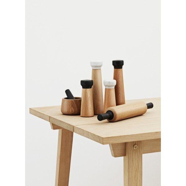 Normann Copenhagen Craft Salzmühle Small