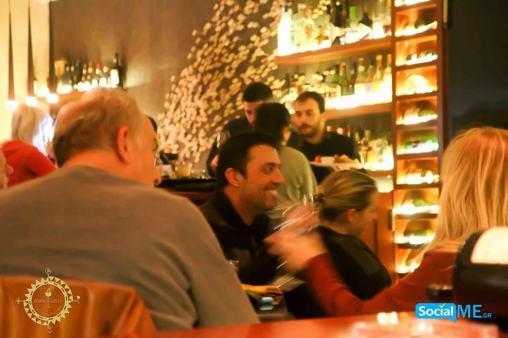 Στιγμές χαράς στα LIve μας #Portogalo #PortogaloWineBar #Thessaloniki