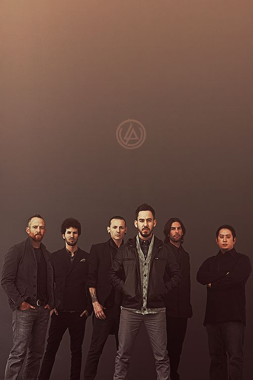 LINKIN PARK - LP【Phoenix, Brad, Chester, Mike, Rob & Hahn】