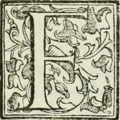 """Image from page 231 of """"Corona imperiale dell' architettura militare"""" (1618) #initial_F #initial #F"""