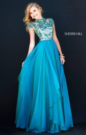 Gorgeous  sherri hill prom dress