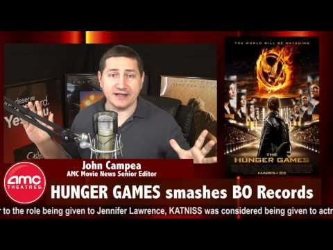 Hungergames Smashes Box Office Records Amc Movies