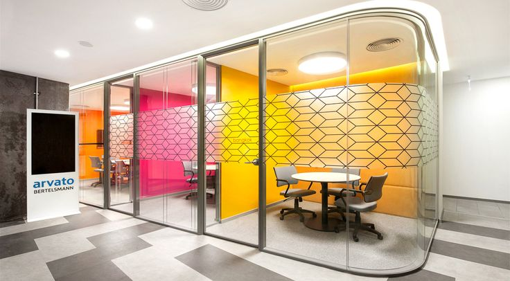Arvato Bertelsmann Offices, Turkey/ Istanbul, by A4 Architecture