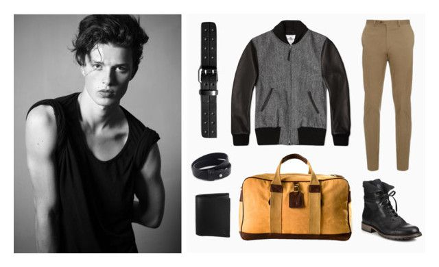 #32 On-the-go by Gnome & Bow | Book I The Hare & Flying Tortoise Collection | Balsa Duffel in Camel | Pine Card Wallet in Onyx Black | Twine Double Bracelet in Onyx Black