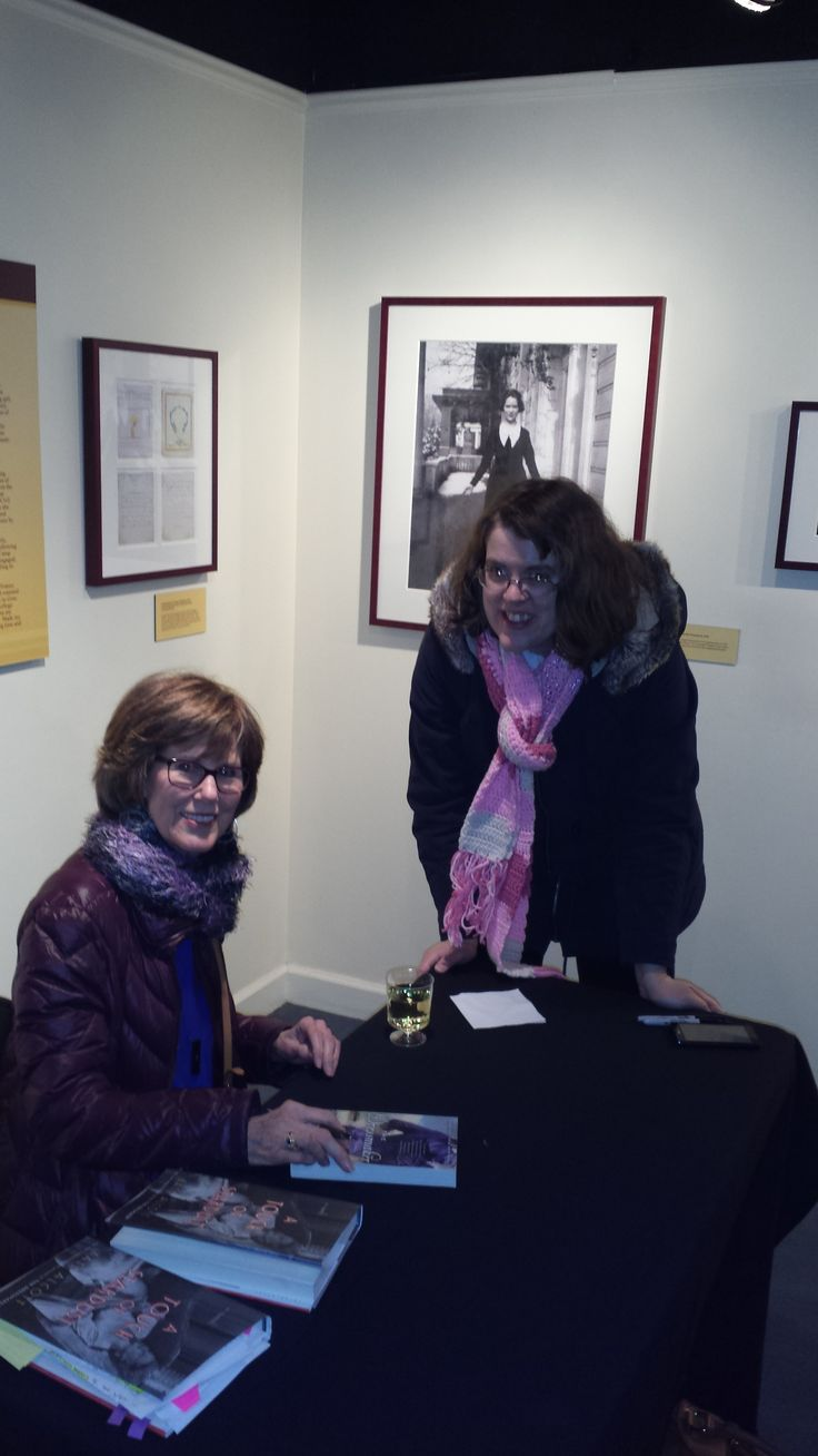 My visit with Kate Alcott at Margaret Mitchell House.  She shared A Touch of Star Dust which explores the relationship between Clark Gable and Carol Lombard.