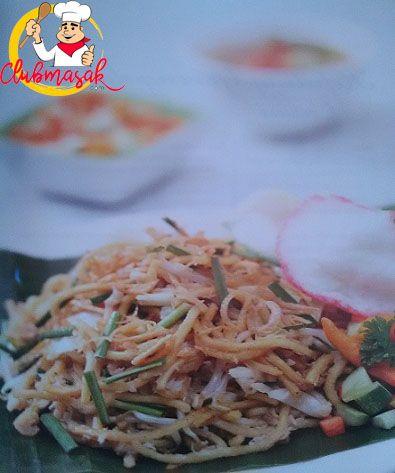 Resep Mie Goreng Rajungan, Resep Masakan Sehari-Hari Dirumah, Club Masak