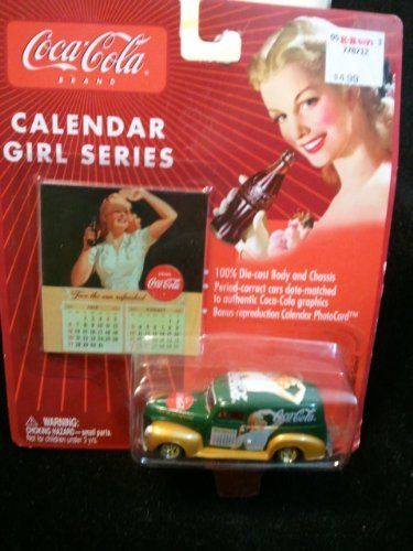 June Calendar Girl Series : Best images about vintage coca cola calendars on