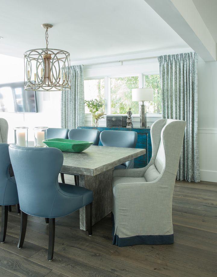 10 Ideas About Coastal Dining Rooms On Pinterest Beach