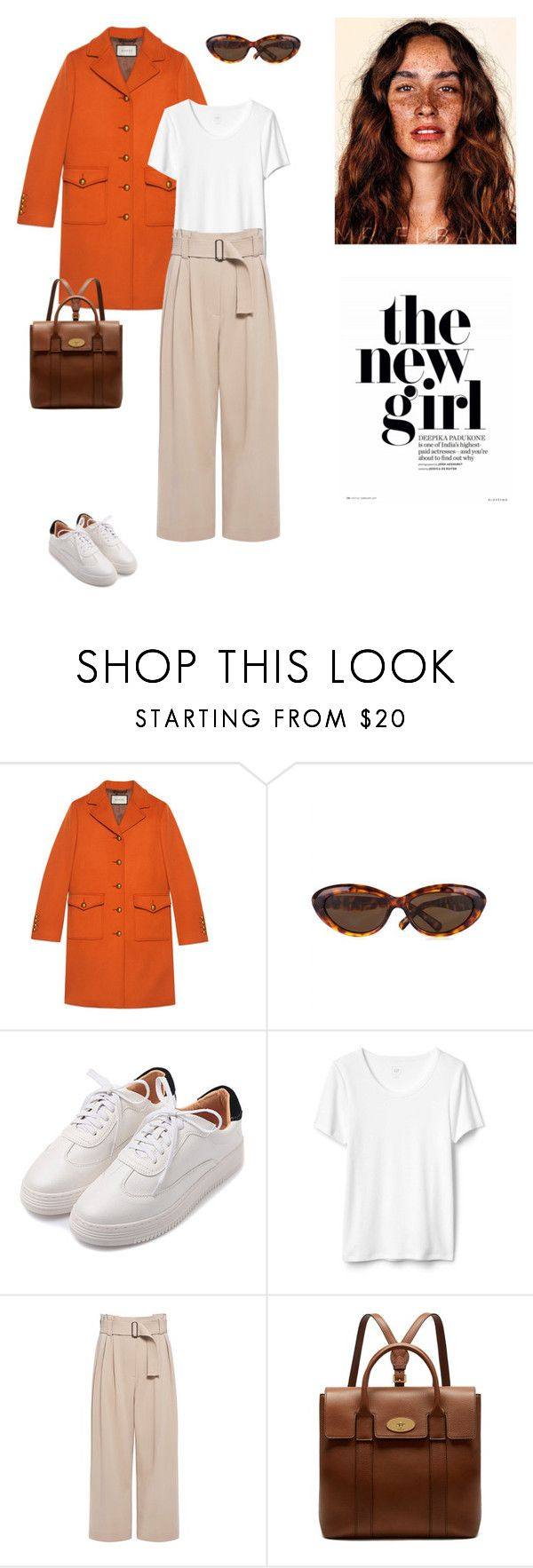 """07/03"" by dorey on Polyvore featuring Gucci, Ted Baker, A.L.C. and Mulberry"
