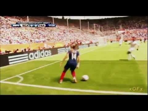 Louisa Necib - The Female Zidane - YouTube