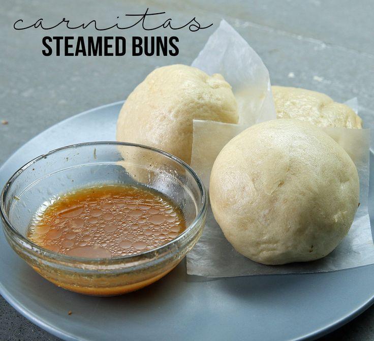 Carnitas Steamed Buns: