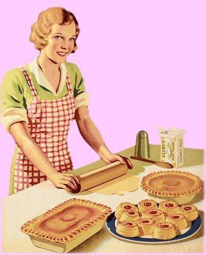 74 Best Vintage Cooking Images Images On Pinterest