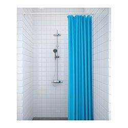 IKEA   ORE, Shower Curtain Rod, , The Spring Mechanism Makes The Shower  Curtain Rod Easy To Install Without Screws Or Drilling.You Can Easily Extend  The Rod ...