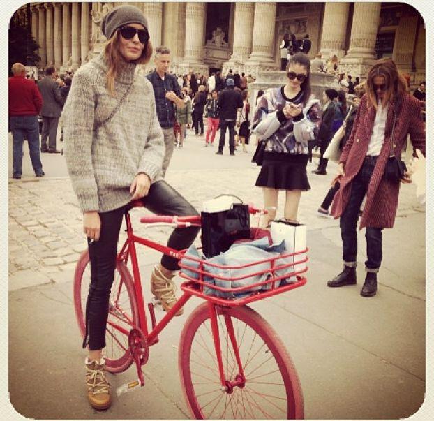 Paris 2 #fashionbike