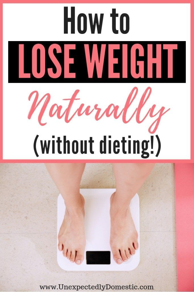 How To Lose Weight Naturally And Permanently 19 Tricks You Can