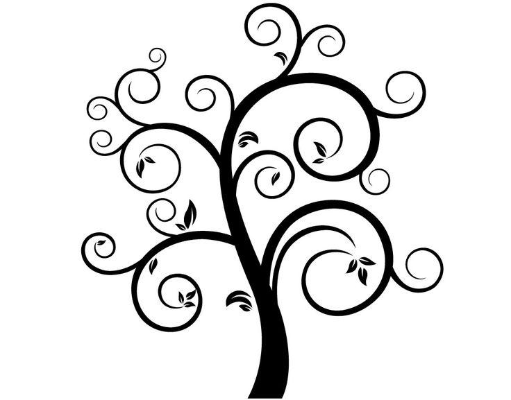 alberi stilizzati - Cerca con Google