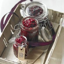 Preserve a seasonal glut of fruit and veg and enjoy them into the colder months, or pot them up prettily and give as gifts to friends.