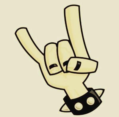 ACONTECIMENTOS ATUAIS É PRENÚNCIO DA ÚLTIMA HORA!!! .: MÃO CHIFRADA – Um dos principais símbolos do Rock ...