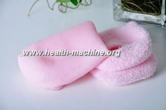 nice Calcetines bastante suaves del dedo del pie del gel de la humedad de la esencia de la lavanda de la aduana para los pies secos
