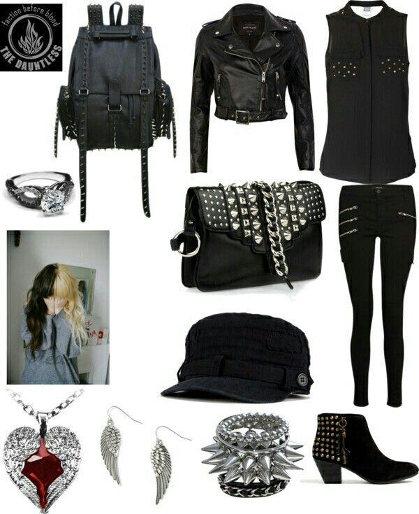 Dauntless clothes