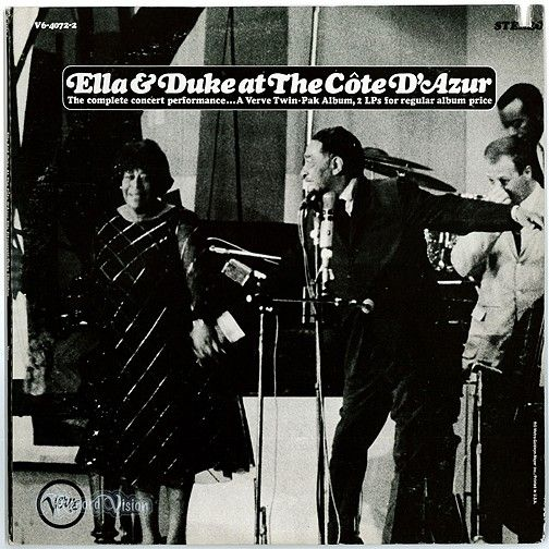 Quot Ella And Duke At The Cote D Azur Quot Is A 1967 Live Album By