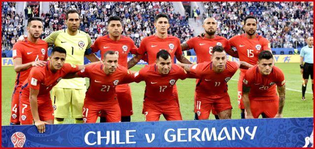 EQUIPOS DE FÚTBOL: SELECCIÓN DE CHILE Subcampeona de la Copa Confederaciones