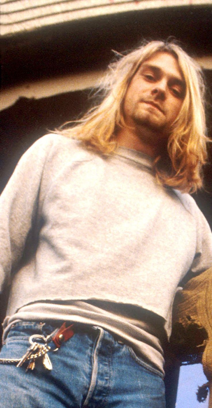 I'm thought of as this pissy, complaining, freaked-out schizophrenic who wants to kill himself all the time. -Kurt Cobain