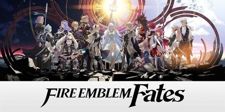 fire emblem fates cover - Google Search