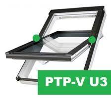 FAKRO Okno Dachowe Obrotowe PTP-V U3 78x118