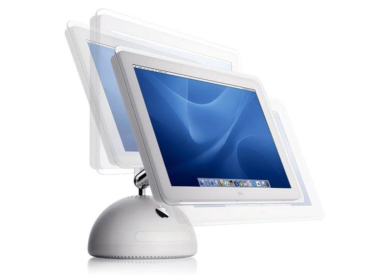 2002: iMac G4
