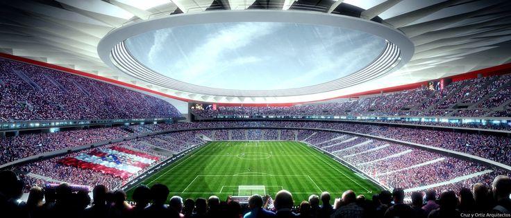 Estadio-futbol-Atletico-Madrid_Design-interior-cubierta-graderio-aficionados_Cruz-y-Ortiz-Arquitectos_CYO-R_20