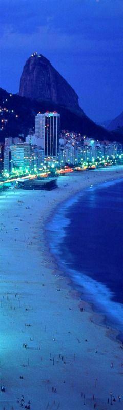 Copacabana Beach, Rio de Janeiro, Brazil 20 takes off #airbnb #airbnbcoupon…