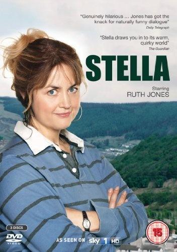 Stella. A realistic romantic comedy sitcom. Cute and comfortable.
