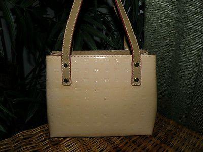 ARCADIA-Purse-Bag-Handbag-Creamy-Yellow-AS-IS Under $25!
