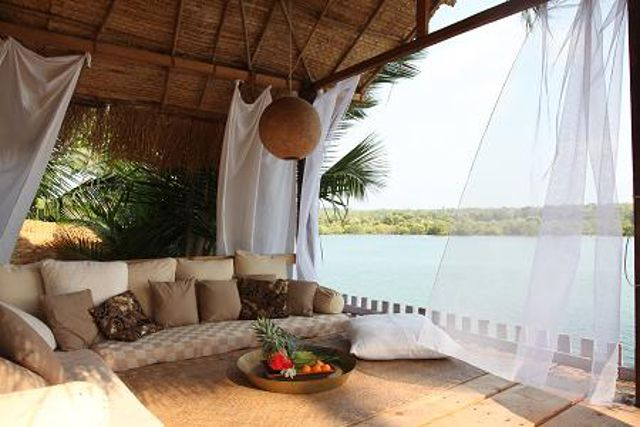 10 Gorgeous Hotel Villas in Goa: Riverview Villa, Canacona
