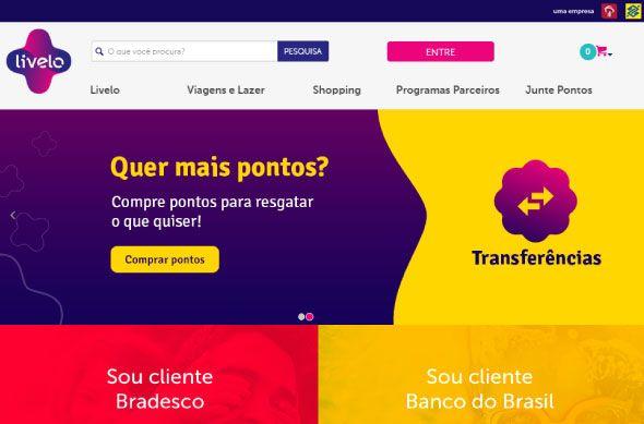 Livelo lança o maior clube de benefícios do mercado de fidelidade com acúmulo de 20.000 pontos por mês - EExpoNews