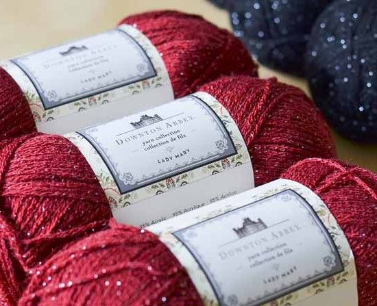 Introducing the NEW Downton Abbey Yarns!