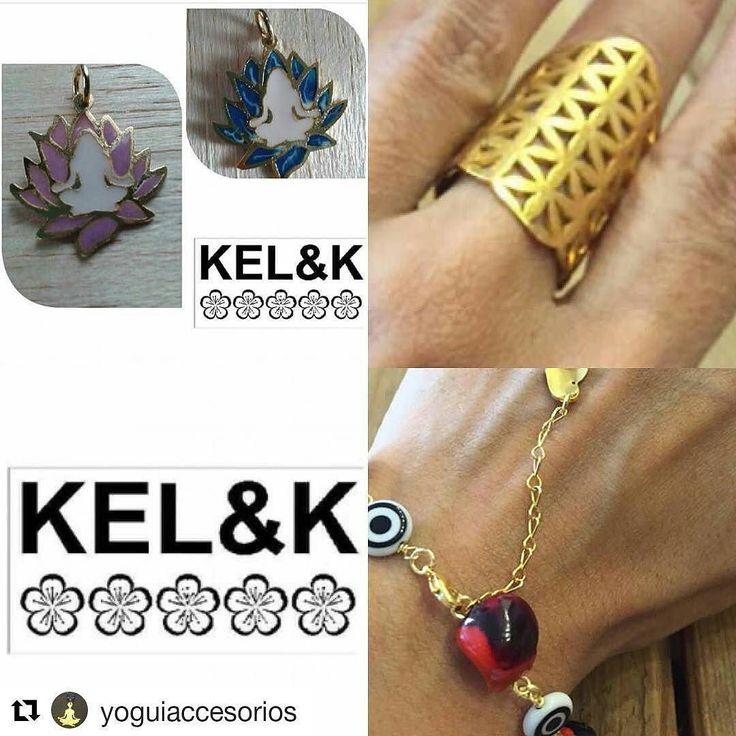 #Repost @yoguiaccesorios (@get_repost)  Hermosas piezas de orfebrería elaboradas con intención para que luzcas joyas con significado @kel_and_k de venta exclusiva en Panamá . . #joyeriadeautor #joyeria #orfebreria #intencion #flordeloto #flordelavida #ojosturcos #peonia #suerte #meditacion #yogajewels #yogajewelry #jewelleryaddict #jewelry #panama #pty #yogapanama #yogapty