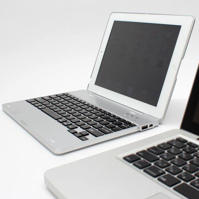 iPad NoteBookCase - love it