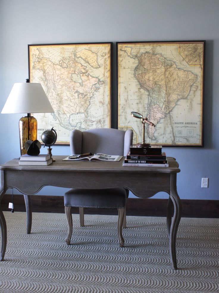 136 best Home Office images on Pinterest Home office Office
