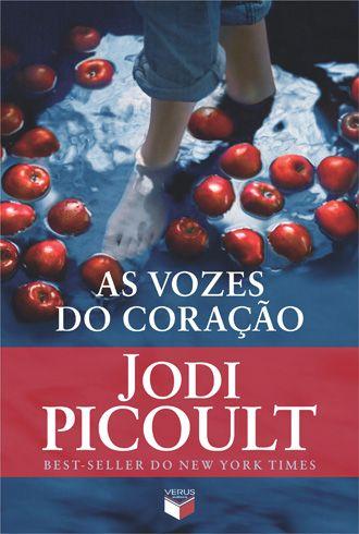 """""""As vozes do coração"""", de Jodi Picoult."""