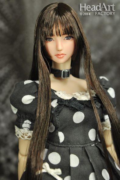 [Head Art Factory] 1/6 custom head -AW-422 / Cool Girl