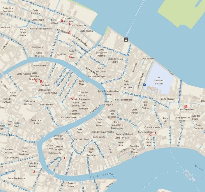 Destination Venise: Liste des restaurants à Venise conseillés par Destination Venise