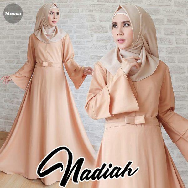 Baju Muslim Katun Balotely Nadiah Maxi Terbaru - https://bajumuslimbaru.com/baju-muslim-katun-balotely-nadiah-maxi