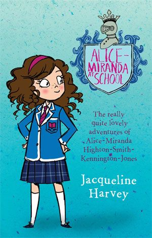 Five great kids books for the school holidays - Alice-Miranda book collection by Jacqueline Harvey